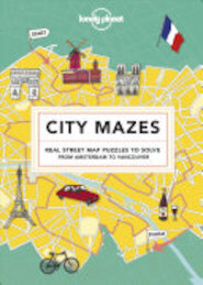 City Mazes - Lonely Planet (ISBN 9781787013414)