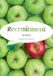Recruitment - Ardienne Verhoeven (ISBN 9789043033602)