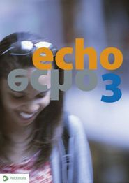 Echo 3 Leerwerkboek - Unknown (ISBN 9789028947320)
