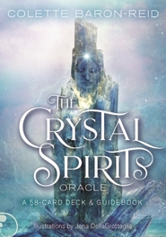 The crystal spirits oracle : a 58-card deck and guidebook - colette baron-reid (ISBN 9781401952808)