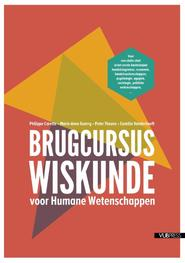 Brugcursus wiskunde - Philippe Carette, Marie-Anne Guerry, Peter Theuns, Camille Vanderhoeft (ISBN 9789057182716)
