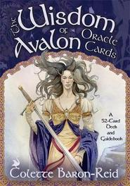 Wisdom of avalon oracle cards - colette baron-reid (ISBN 9781401910426)