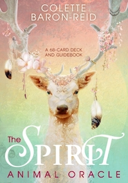 The spirit animal oracle : a 68-card deck and guidebook - colette baron-reid (ISBN 9781401952792)