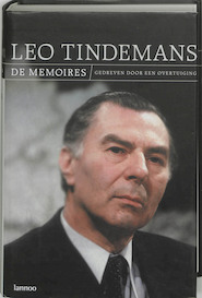 De memoires - Leo Tindemans (ISBN 9789020949940)