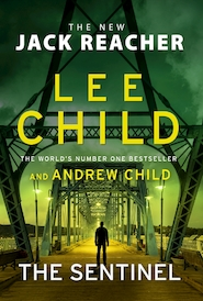 The sentinel - Lee Child (ISBN 9781787633629)