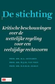 De Stichting - ML Lennarts (ISBN 9789012386937)