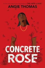 Concrete rose - Angie Thomas (ISBN 9780063056534)