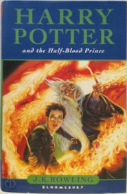 Harry Potter and the Half-Blood Prince - Children's edition - J. K. Rowling (ISBN 9780747581086)
