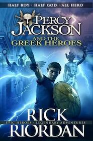 Percy Jackson and the Greek Heroes - Rick Riordan (ISBN 9780141360515)