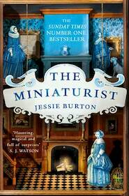 The Miniaturist - Jessie Burton (ISBN 9781447250937)