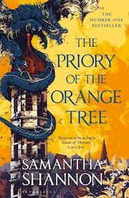 Priory of the orange tree - samantha shannon (ISBN 9781408883358)
