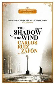 The cemetery of forgotten books Shadow of the wind - carlos ruiz zafon (ISBN 9781474609883)