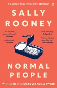 Normal People - Sally Rooney (ISBN 9780571334650)