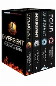 Divergent series box set - veronica roth (ISBN 9780007591374)