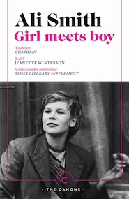 Canons Girl meets boy - ali smith (ISBN 9781786892478)