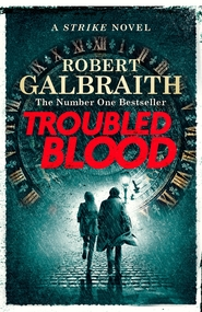 Troubled blood - Robert Galbraith (ISBN 9780751579949)