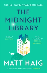 The midnight library - MATT HAIG (ISBN 9781786892737)