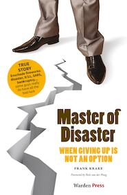 Master of Disaster - Frank Krake (ISBN 9789492004499)