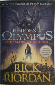 Heroes of olympus (03): the mark of athena - Rick Riordan (ISBN 9780141335766)