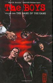 The Boys - Garth Ennis, Darick Robertson (ISBN 9789133305466)