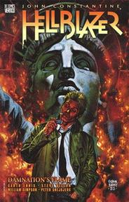 Hellblazer: Damnation's flame - Garth Ennis, Steve Dillon, William Simpson, Peter Snejberg (ISBN 1563895080)