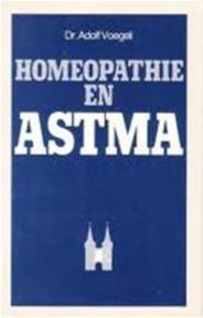 Homeopathie en astma - Adolf Voegeli (ISBN 9789061205173)