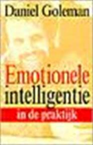 Emotionele intelligentie in de praktijk - Daniel Goleman (ISBN 9789025413651)