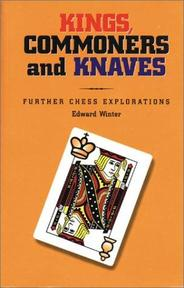 Kings, Commoners and Knaves - Edward G. Winter (ISBN 9781888690040)