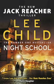 Night School - Lee Child (ISBN 9780857502704)