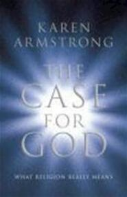 The Case for God - Karen Armstrong (ISBN 9781847920355)