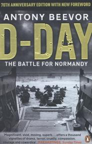 D-Day - anthony beevor (ISBN 9780241968970)