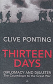 Thirteen Days - Clive Ponting (ISBN 9780712668262)