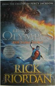 Heroes of olympus (01): the lost hero - Rick Riordan (ISBN 9780141325491)