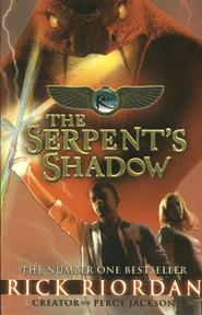 Kane chronicles (03): the serpent's shadow - Rick Riordan (ISBN 9780141335704)