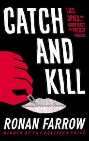 Catch and Kill - ronan farrow (ISBN 9780708899267)