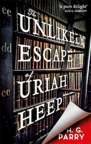 Unlikely escape of uriah heep - parry (ISBN 9780356513775)