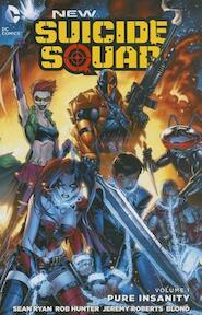 New Suicide Squad 1 - Sean Ryan (ISBN 9781401252380)