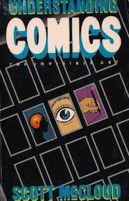 Understanding comics - Scott McCloud (ISBN 9781563895579)