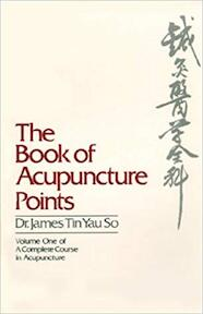 The Book of Acupuncture Points (ISBN 9780912111025)
