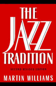 The Jazz Tradition - Martin Williams (ISBN 9780195078169)