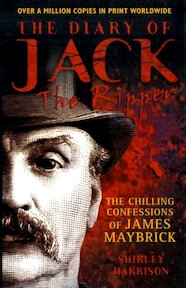 The Diary of Jack the Ripper - Shirley Harrison (ISBN 9781844549177)