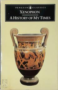 A History of My Times - Xenophon (ISBN 9780140441758)
