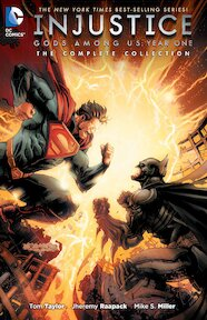 Injustice Gods Among Us Year One - Tom Taylor (ISBN 9781401262792)