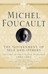 The Government of Self and Others - M. Foucault (ISBN 9781403986665)