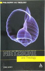 Nietzsche and Theology - Craig Hovey (ISBN 9780567031525)