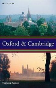 Oxford and Cambridge - Peter Sager (ISBN 9780500512494)
