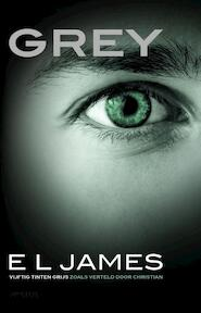 Grijs - E.L. James (ISBN 9789044630039)