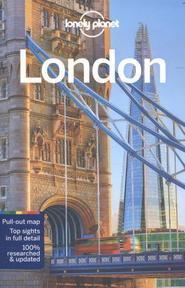 Lonely planet city guide: london (10th ed) - Lonely Planet (ISBN 9781743218563)