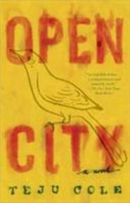Open City - Teju Cole (ISBN 9780812980097)