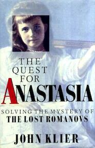 The Search for Anastasia - John D. Klier, Helen Mingay (ISBN 9781856850858)